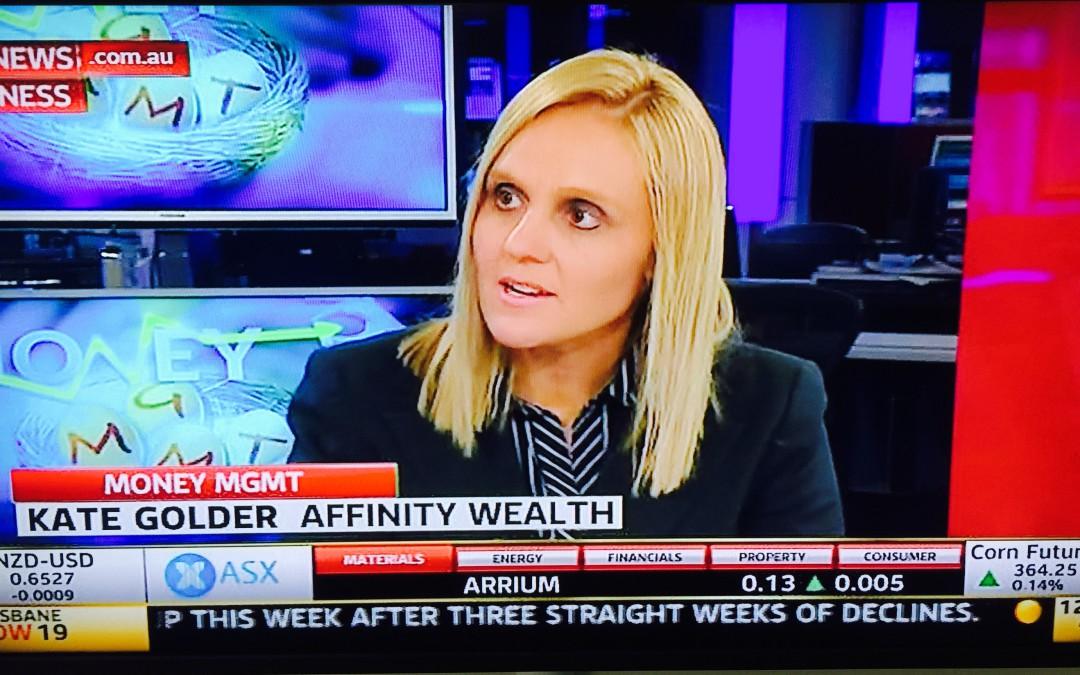 Sky Business, Money Management, Kate Golder, 13 August 2015